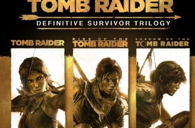 tomb raider trilogy header