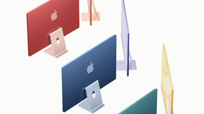 Apple announces new iMac powered by Apple M1 chip - MSPoweruser