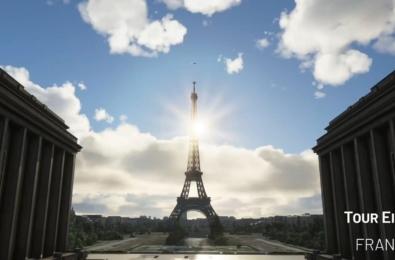 Microsoft-Flight-Simulator-France Microsoft Flight Simulator