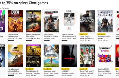 Microsoft Store Spring Sale