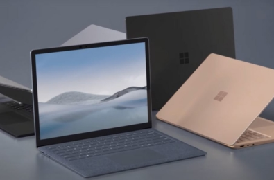 Microsoft Surface Laptop 4 new