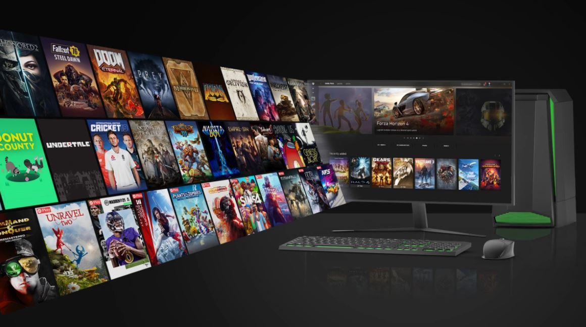 Microsoft Xbox PC Games Store