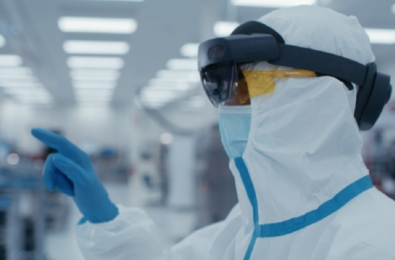 hololens clean room certified
