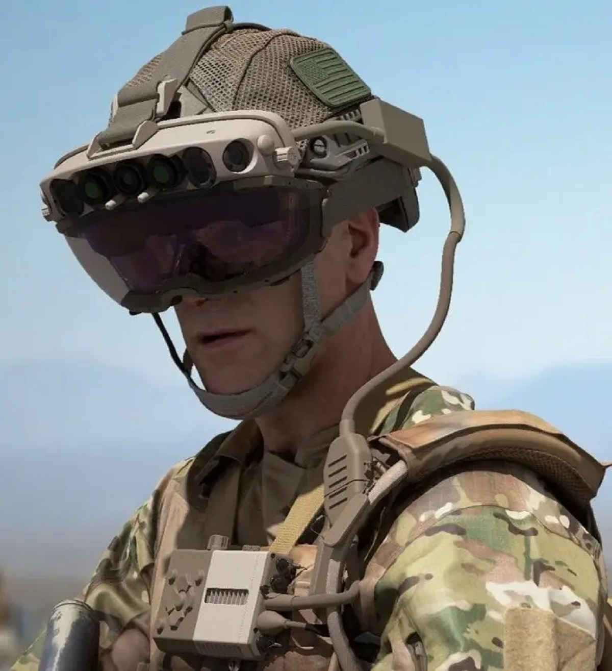 The IVAS military HoloLens has one massive upgrade over the HoloLens 2 - MSPoweruser