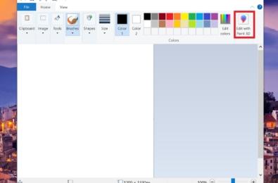 paint app