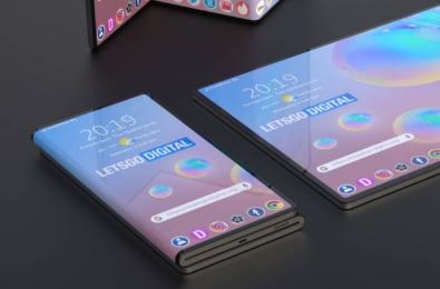 s-foldable screen