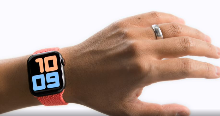 Apple Watch Assistive Touch
