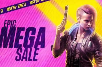 Epic Games Mega Sale