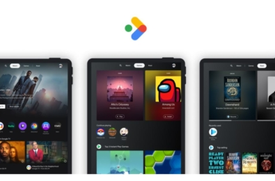 Google Entertainment Space Android tablet