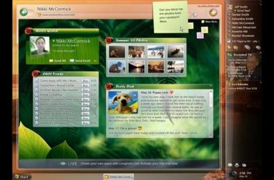 Windows live longhorn