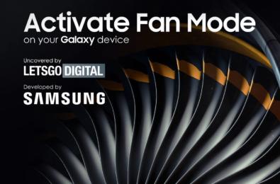 active fan mode