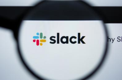slack is down