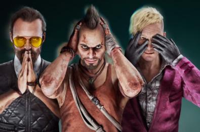 Far Cry 6 Villians
