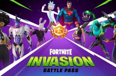 Fortnite Invasion