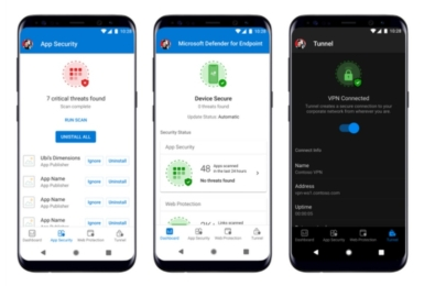 Microsoft Defender iOS Android