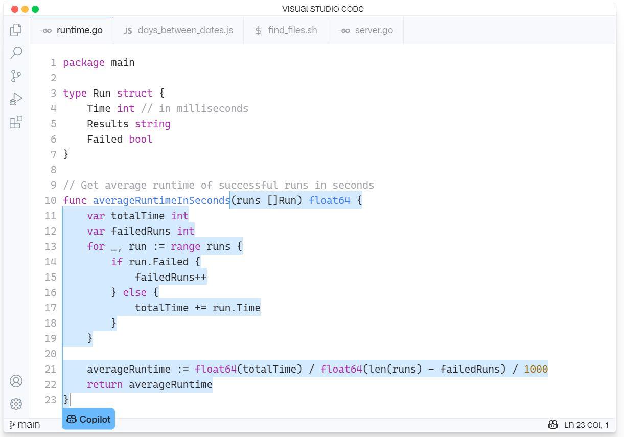 Microsoft GitHub AI Copilot