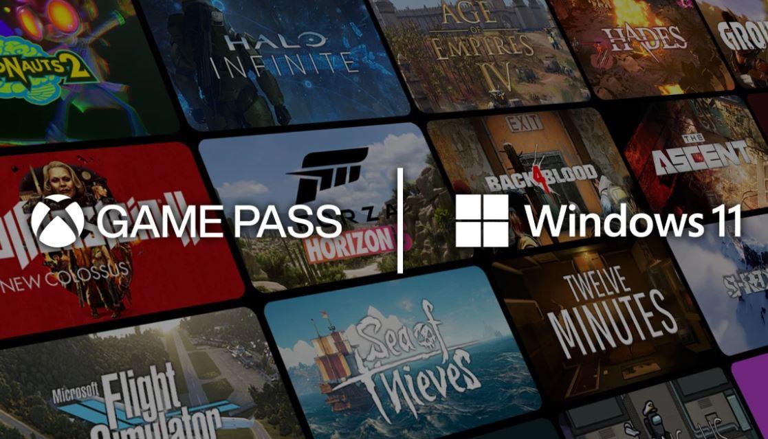 Microsoft Windows 11 Gaming Xbox