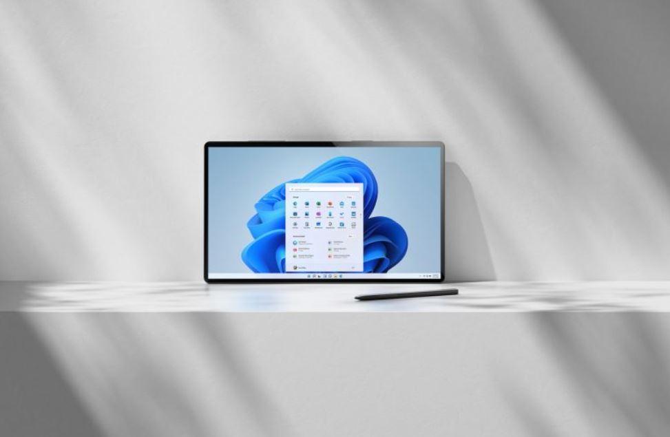 Microsoft Windows 11 PC shot