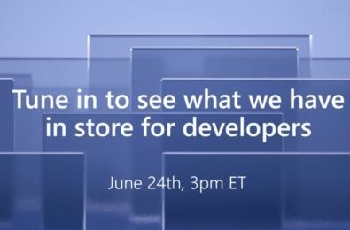Microsoft Windows developer event