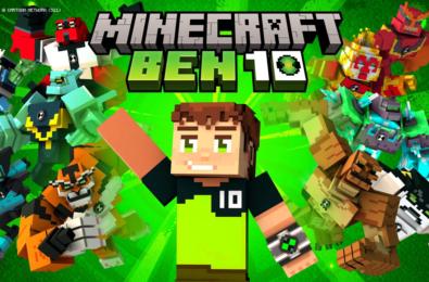 Minecraft Ben 10