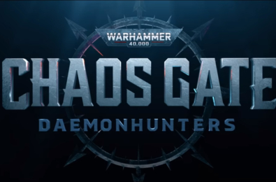 Warhammer Chaos Gate