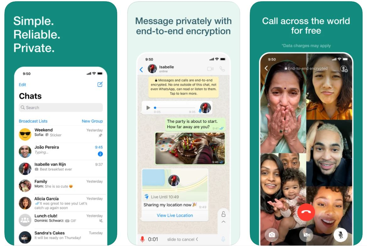 WhatsApp can read your encrypted messages, but you may not