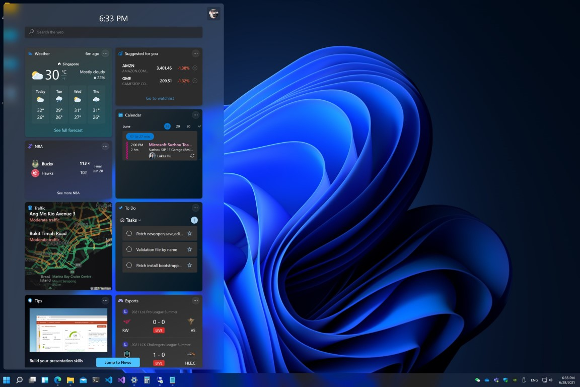 Windows 11 Dark Theme 4
