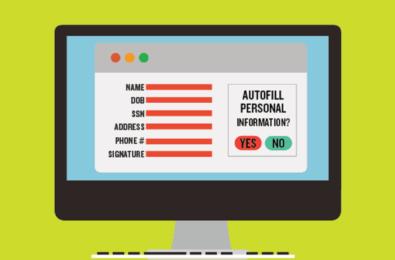 browser autofill