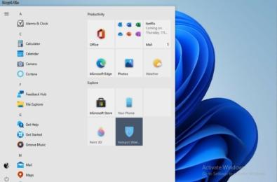 classic start menu windows 11