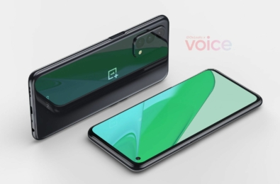OnePlus Nord CE render