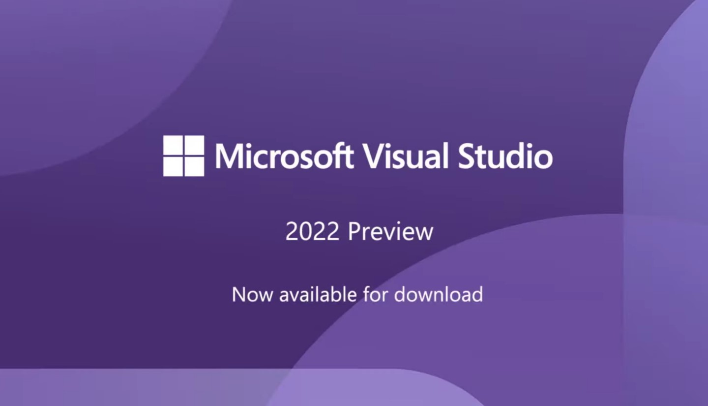 Microsoft visual studio 2022 preview