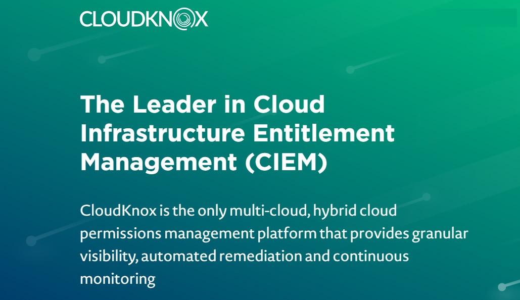 CloudKnox Microsoft