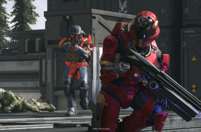 Halo Infinite Technical Test
