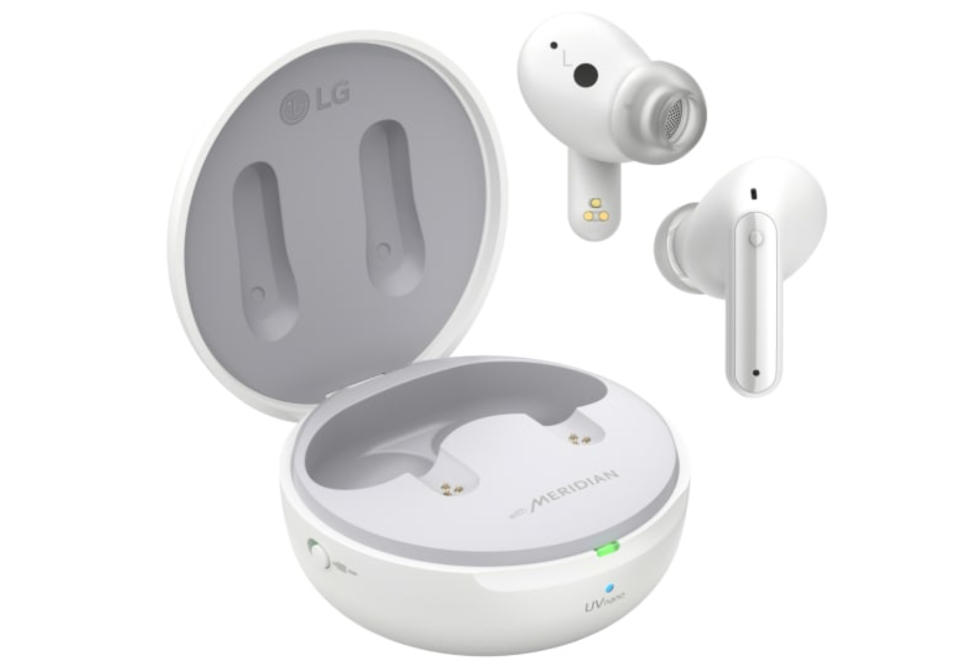 LG TONE Free FP wireless earbuds