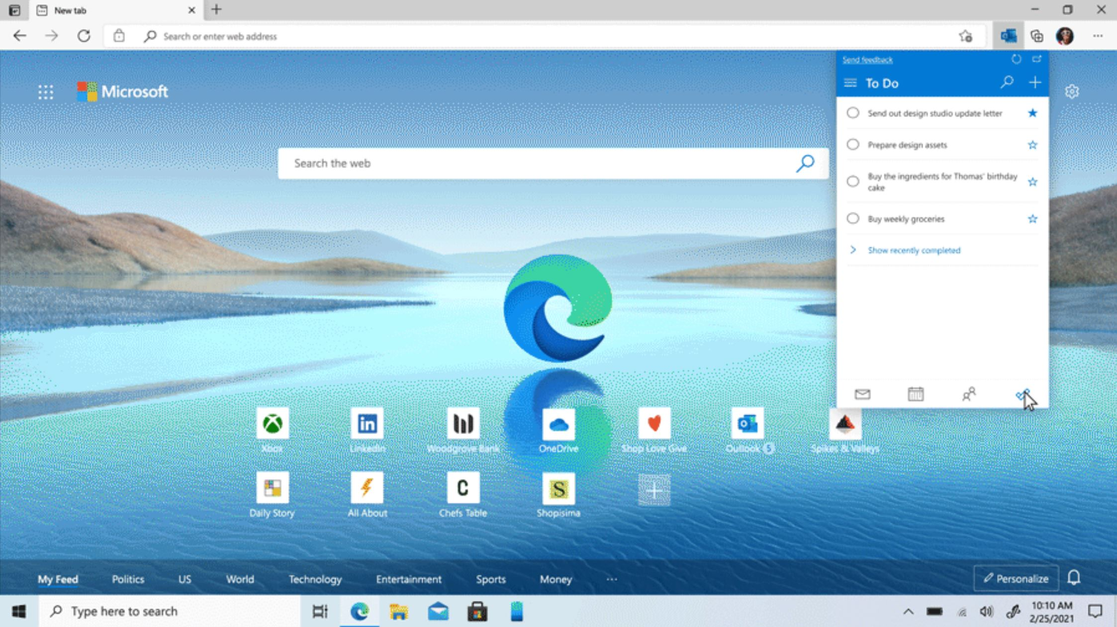 Microsoft Edge 92 download