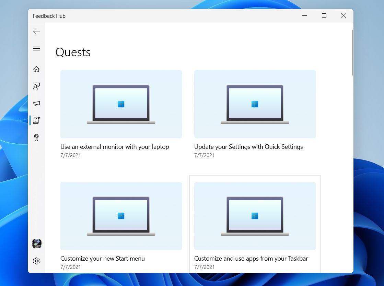 Microsoft Windows 11 Bug Bash