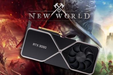 New World GPU Fixed