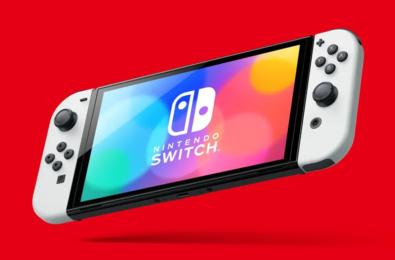 Nintendo Switch OLED model 2
