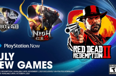 PlayStation Now July