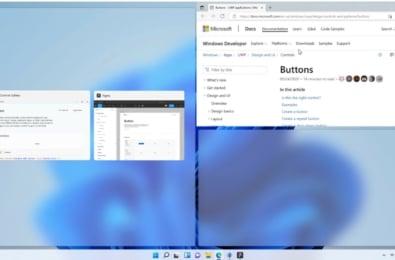 windows 11 snap