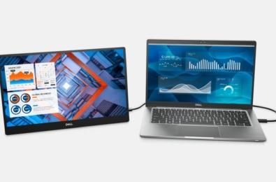 Dell Portable Monitor C1422H