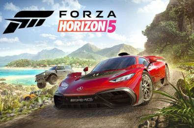 Forza Horizon 5 Cover Image