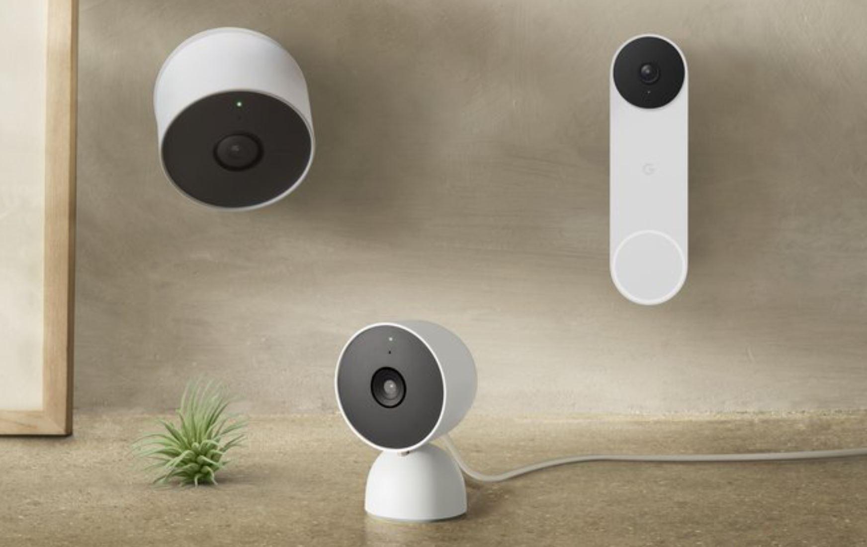 Google Nest Cam Doorbell