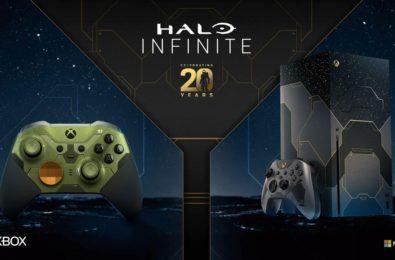 Microsoft Halo Infinite Limited Edition Xbox Series X