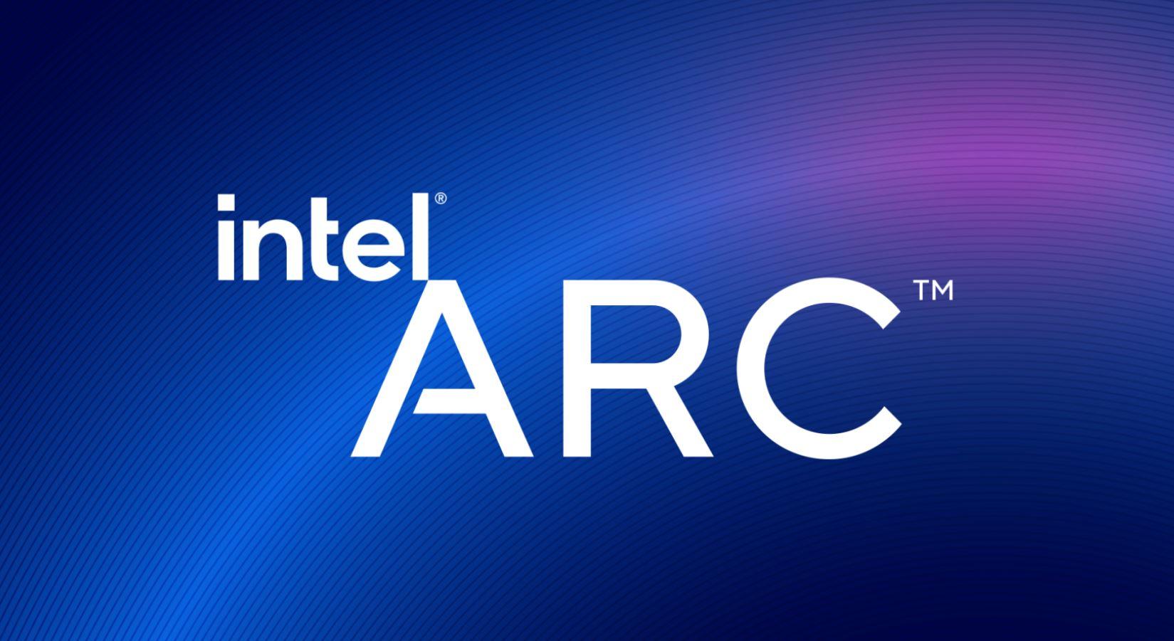 Intel Arc graphics