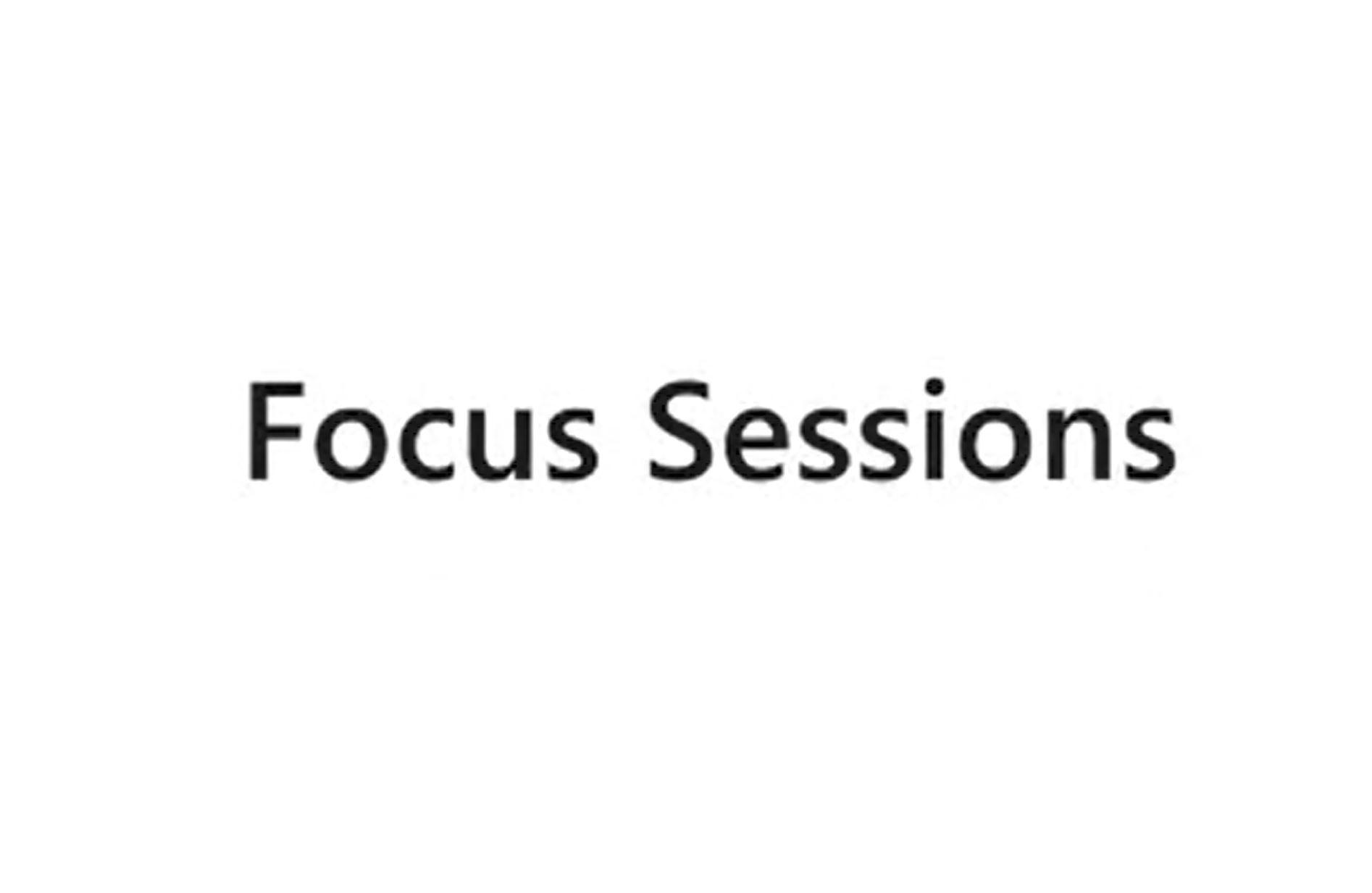 Microsoft Windows 11 Focus Sessions