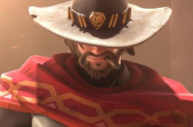 Overwatch McCree Blizzard