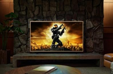 Samsung Xbox Game Art