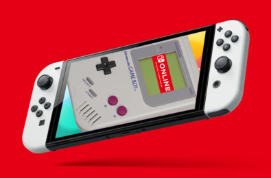Switch Online OLED Game Boy