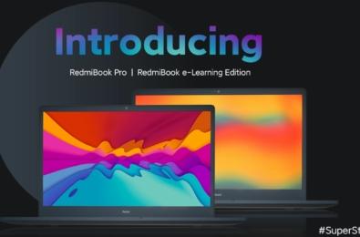 Xiaomi RedmiBook laptops